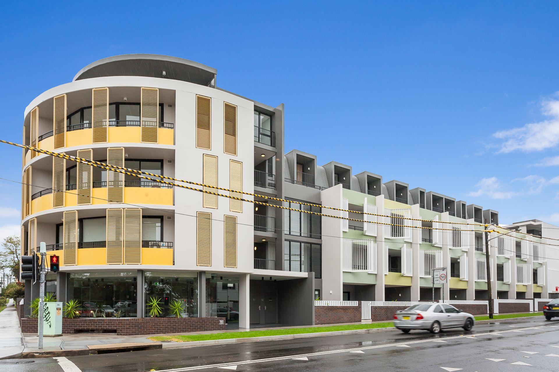 23/201 Barker Street, Randwick NSW