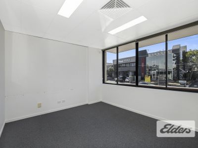 REFURBISHED OFFICE WITH CAR PARKS!