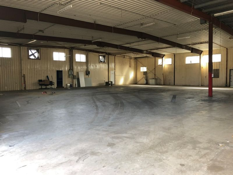 Large Shed For Lease with Good Access