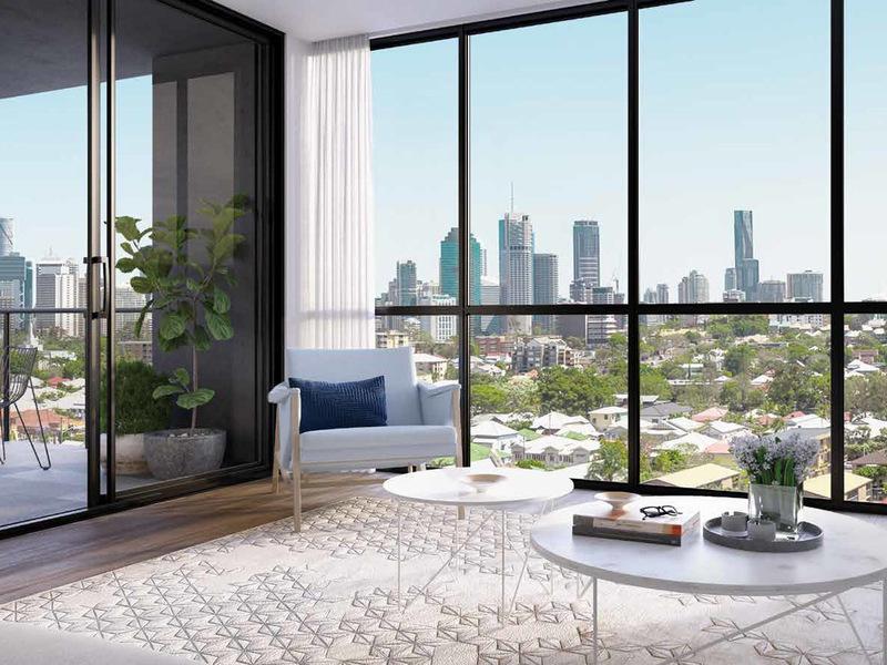 Exquisite Apartment & Roofline