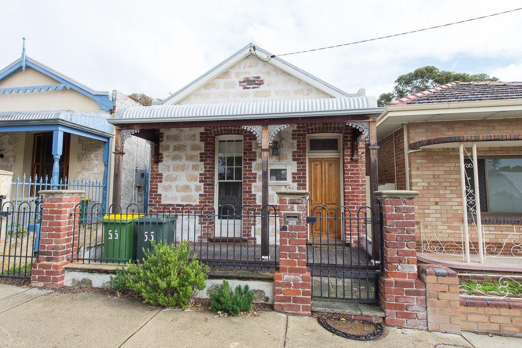 55 Attfield Street, Fremantle