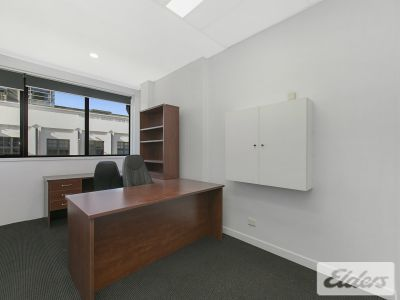 TIDY TURN-KEY OFFICE WITH TWO OFFICES!