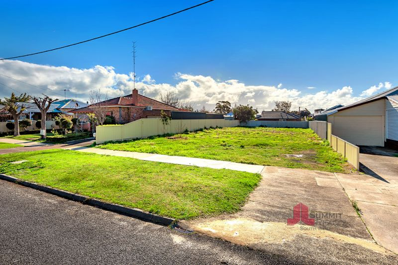 BUILD YOUR DREAM HOME OR DEVELOP IN SOUTH BUNBURY