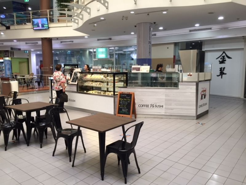For Lease - Fully Equipped CBD Cafe
