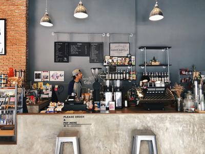 Trendy Cafe in Richmond - Ref: 18732