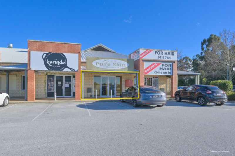 Commercial Unit with Excellent Street Exposure