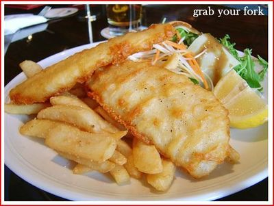 Iconic Bayside Fish and Chips near CBD - Ref: 15722