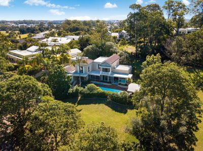 Rare Opportunity, Outstanding Elevated Position Surrounded by Parkland