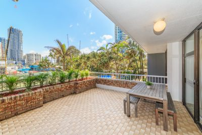 Private furnished Beachside 1 Bedroom