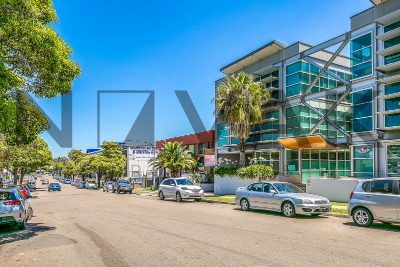 MUST BE LEASED - CALL TODAY!  GROUND FLOOR SUITE AVAILABLE