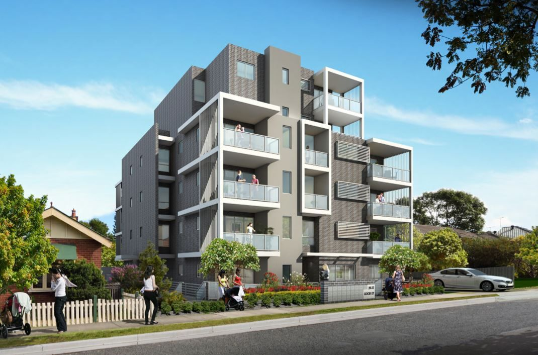 Level 3/18/20-22 Good Street, Westmead
