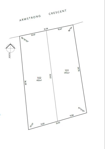 UNDER OFFER Rare 10.67m Frontage in Prime Modbury North Location