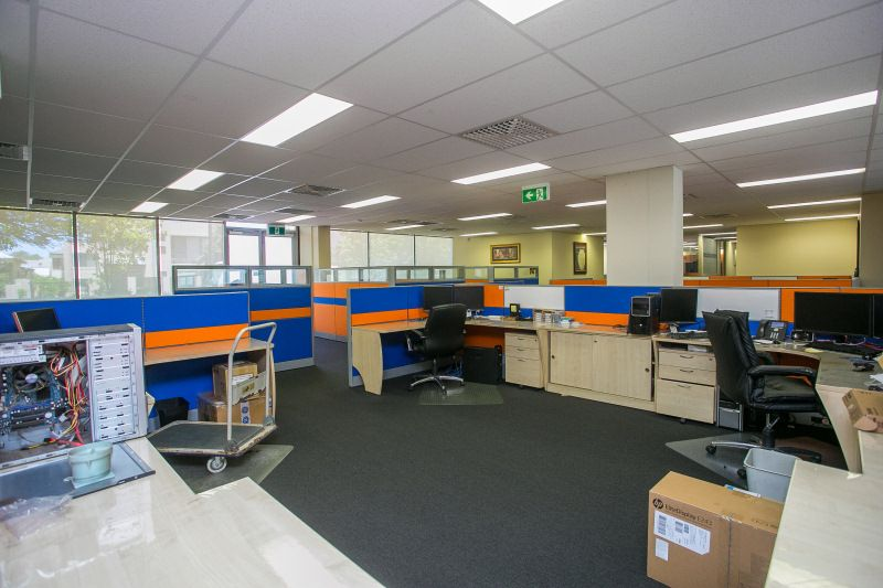 RARE OFFERING - 655sqm Office - Ground Floor / Street Front