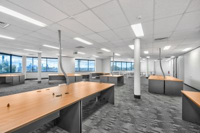 DON'T MISS THE OPPORTUNITY TO SECURE A TENANCY WITHIN TARINGAS PREMIER OFFICE BUILDING!