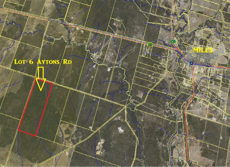 621 ACRES CLOSE TO TOWN
