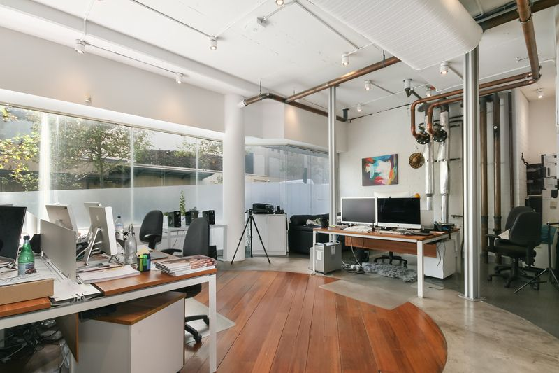 Creative Office filled with Natural Light plus Carspace