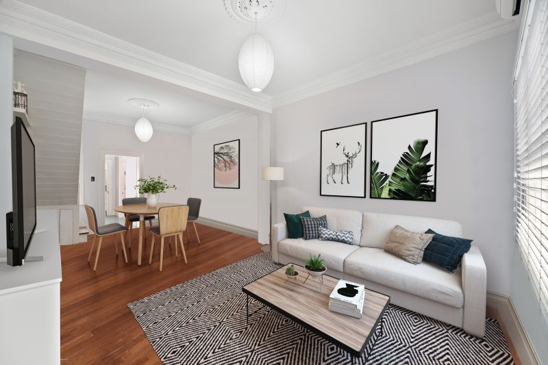 Renovated Victorian Terrace In The Heart Of Enmore