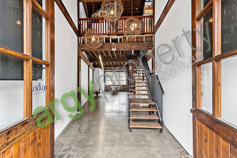 Heritage Warehouse Style Office Space