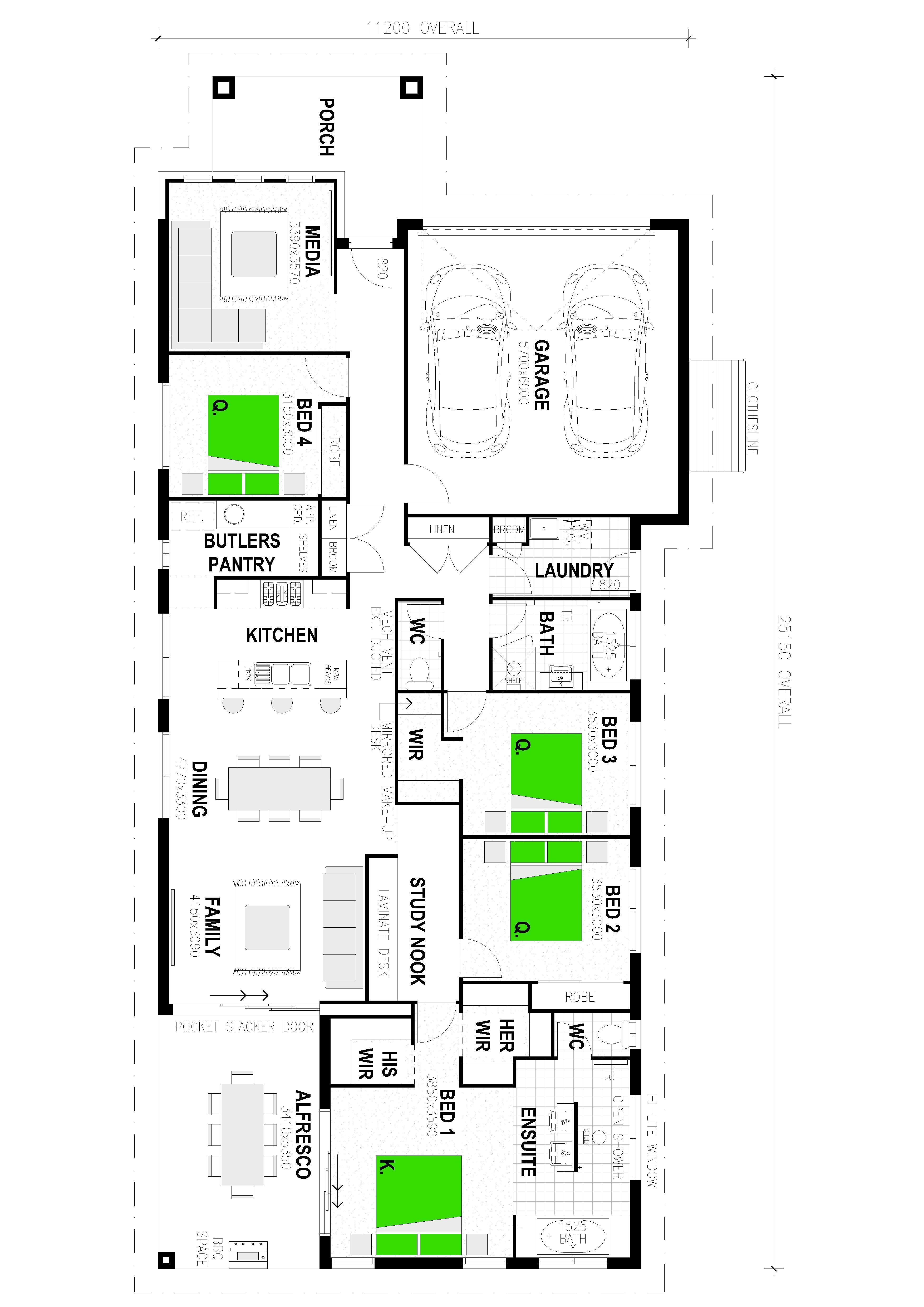 NGARUAWAHIA Floorplan