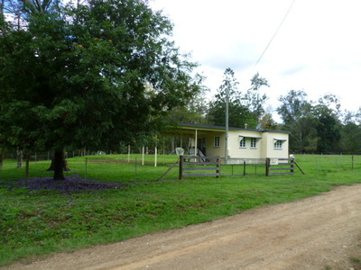 Rare residential land with cottage in large rural setting