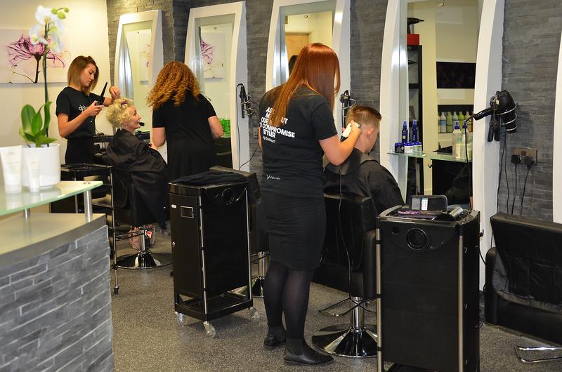 Hair Salon - Under Management