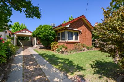 Central Albury Opportunity