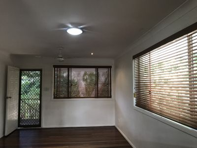Pet friendly home with private courtyard