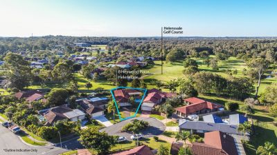 Golf Course frontage - Outstanding opportunity!