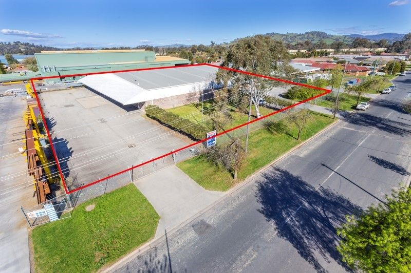 Centrally Located Industrial Property