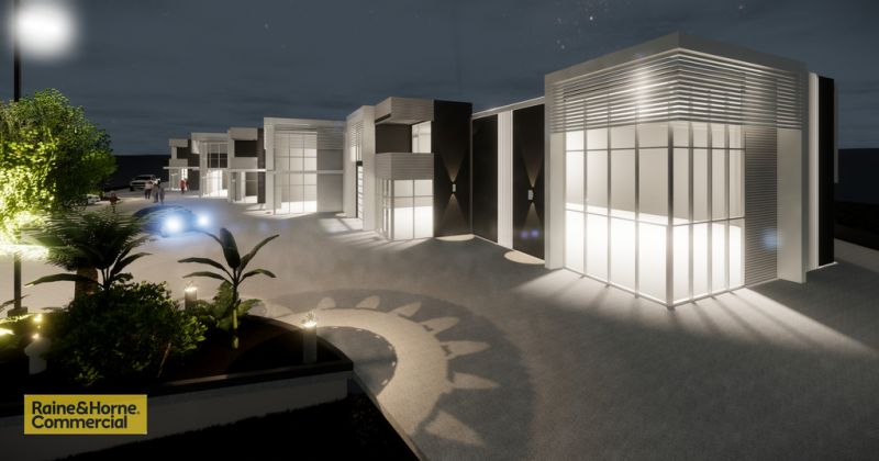 Showroom with Direct Exposure to Pacific Highway