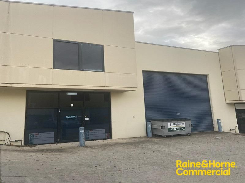 Modern Industrial Unit For Lease