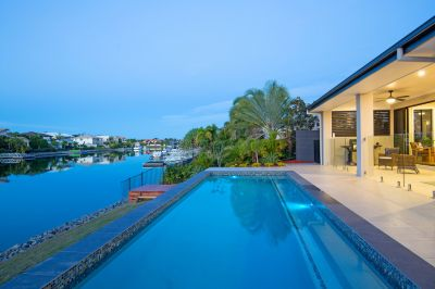 An Exquisite, Stylish Home, North to Waterfront