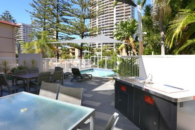 Only Metres To The Beach & Surf Club