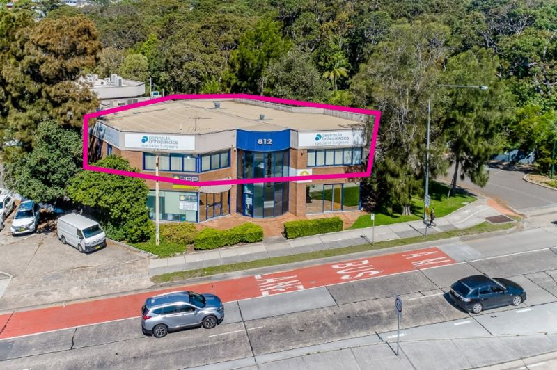 PROMINENT COMMERCIAL SPACE AT THE GATEWAY TO THE NEW DEE WHY!