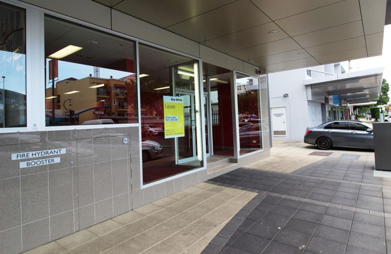 92 sqm Abbott Street Shop / Office Available For Lease