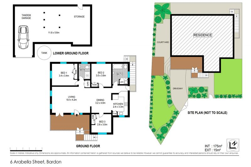 6 Arabella Street Bardon 4065