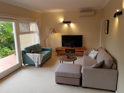 Furnished three-bedroom family home (6 months lease)