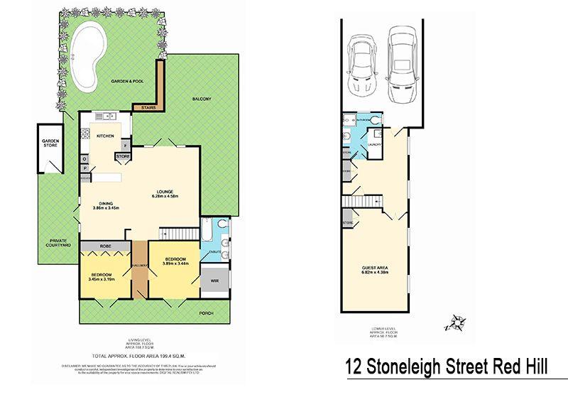 12 Stoneleigh Street Red Hill 4059