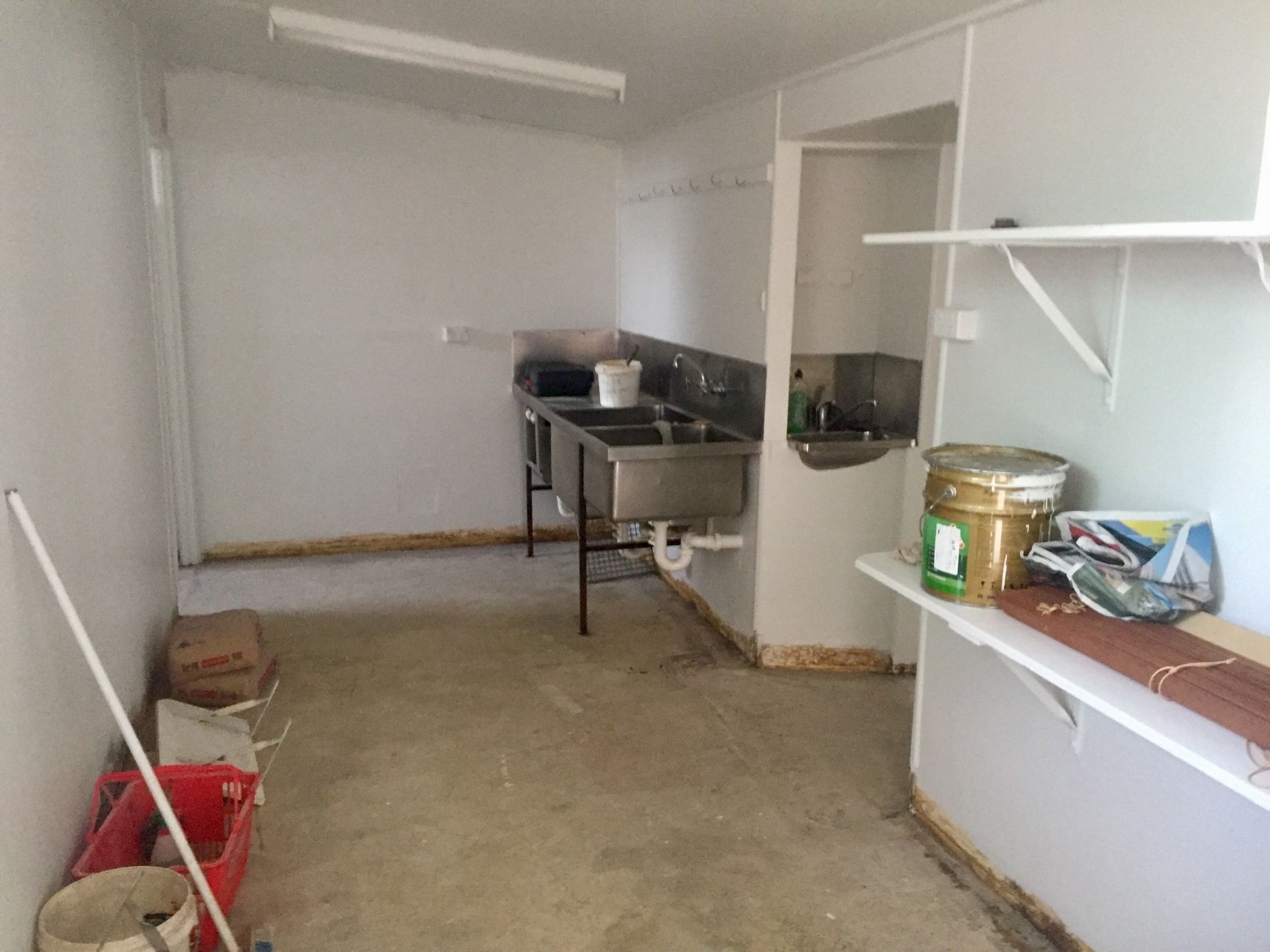 Shop + Residence + Off Street Parking - A Rare Opportunity
