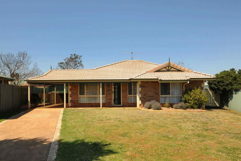 Light filled family home at Glenvale