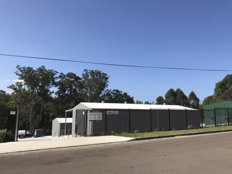 BRAND NEW INDUSTRIAL SHED - RALEIGH INDUSTRIAL ESTATE
