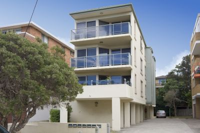 3/12 Chaleyer Street, Rose Bay