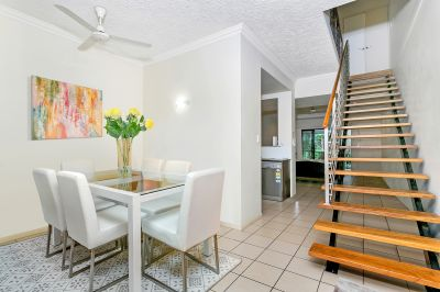 Furnished Townhouse in a Great Complex