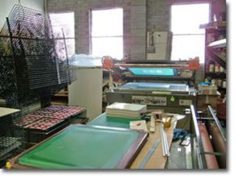 Screen Printing and Sign Business