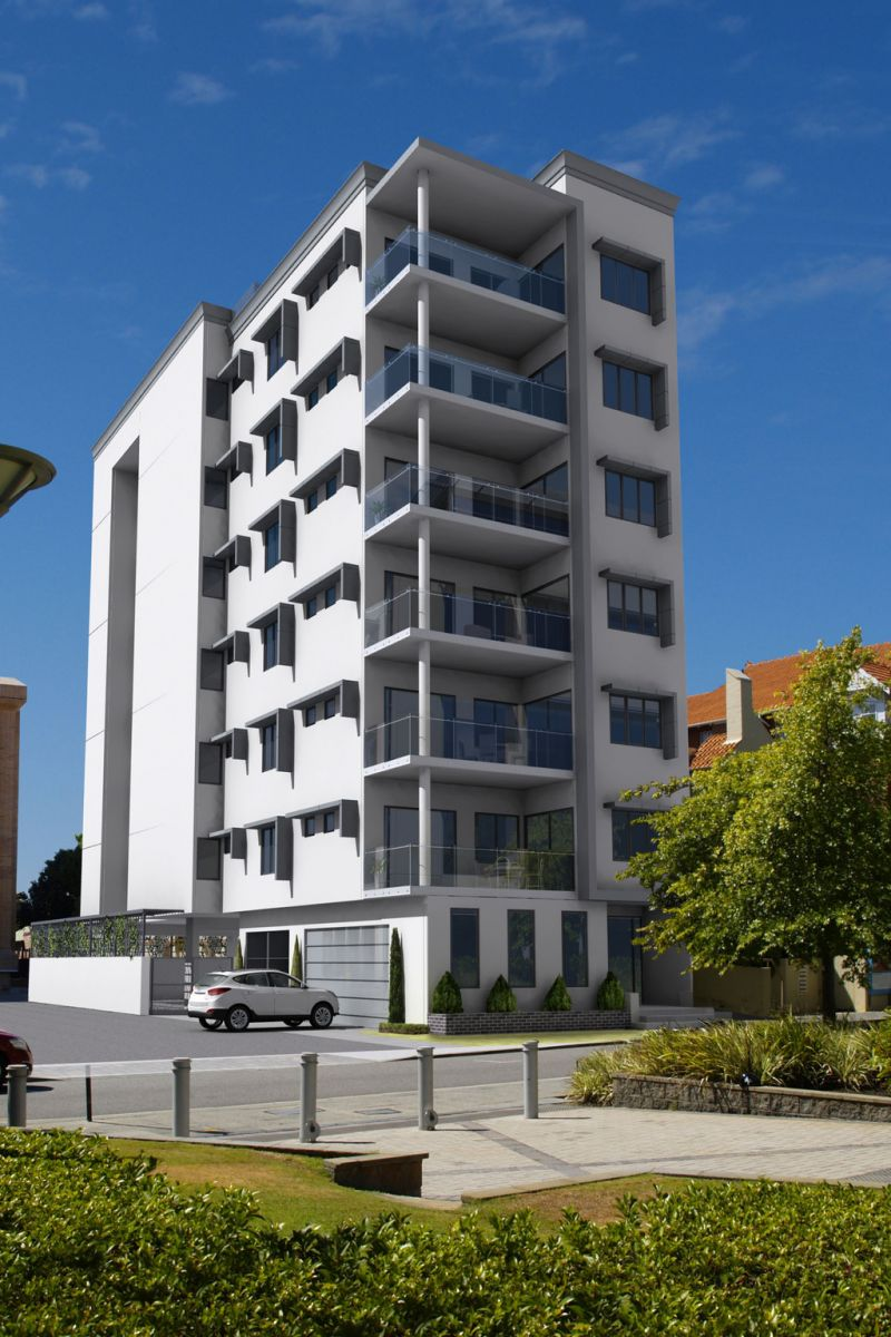 West Perth Development Site