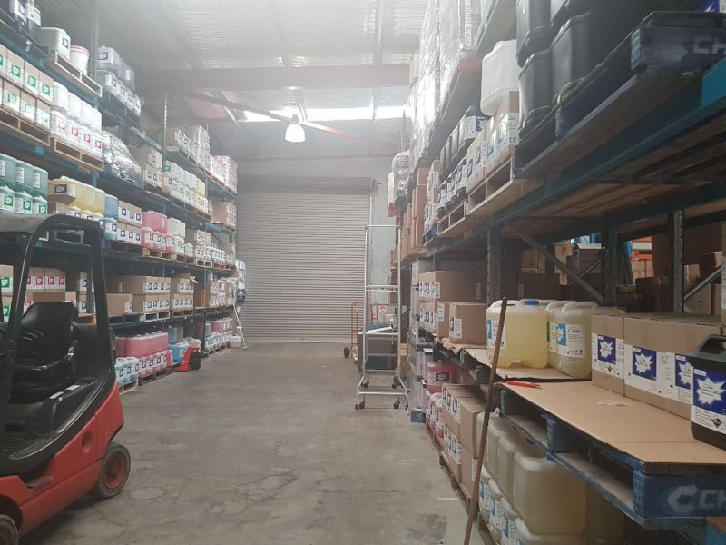 WELL PRICED WAREHOUSE ON PRESTIGE PARADE