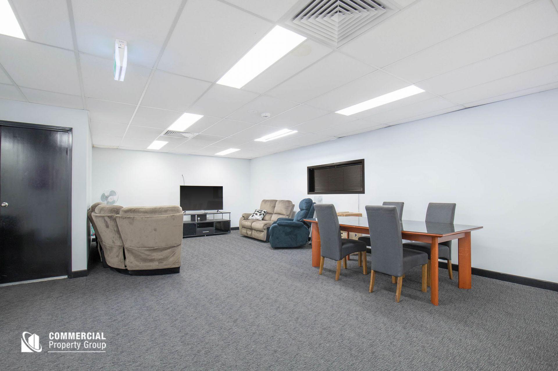 LEASED BY KYLE DEWEY - Impressive Industrial Corporate Headquarters