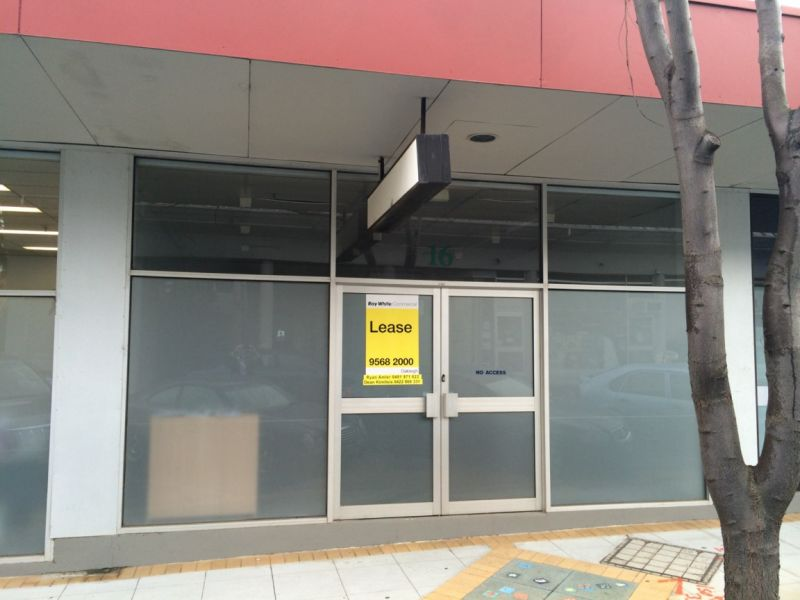 GROUND FLOOR OFFICE - $14,900 PLUS GST P/A WITH NO MORE TO PAY!*