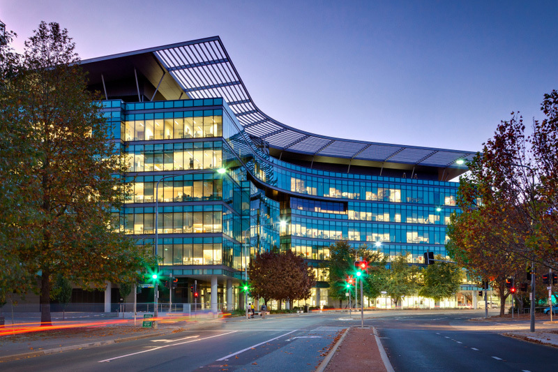 Perfect position in the heart of Canberra