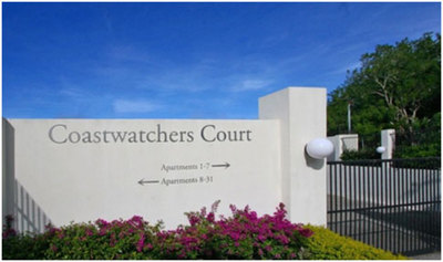 Single level Villa - Coastwatchers Court